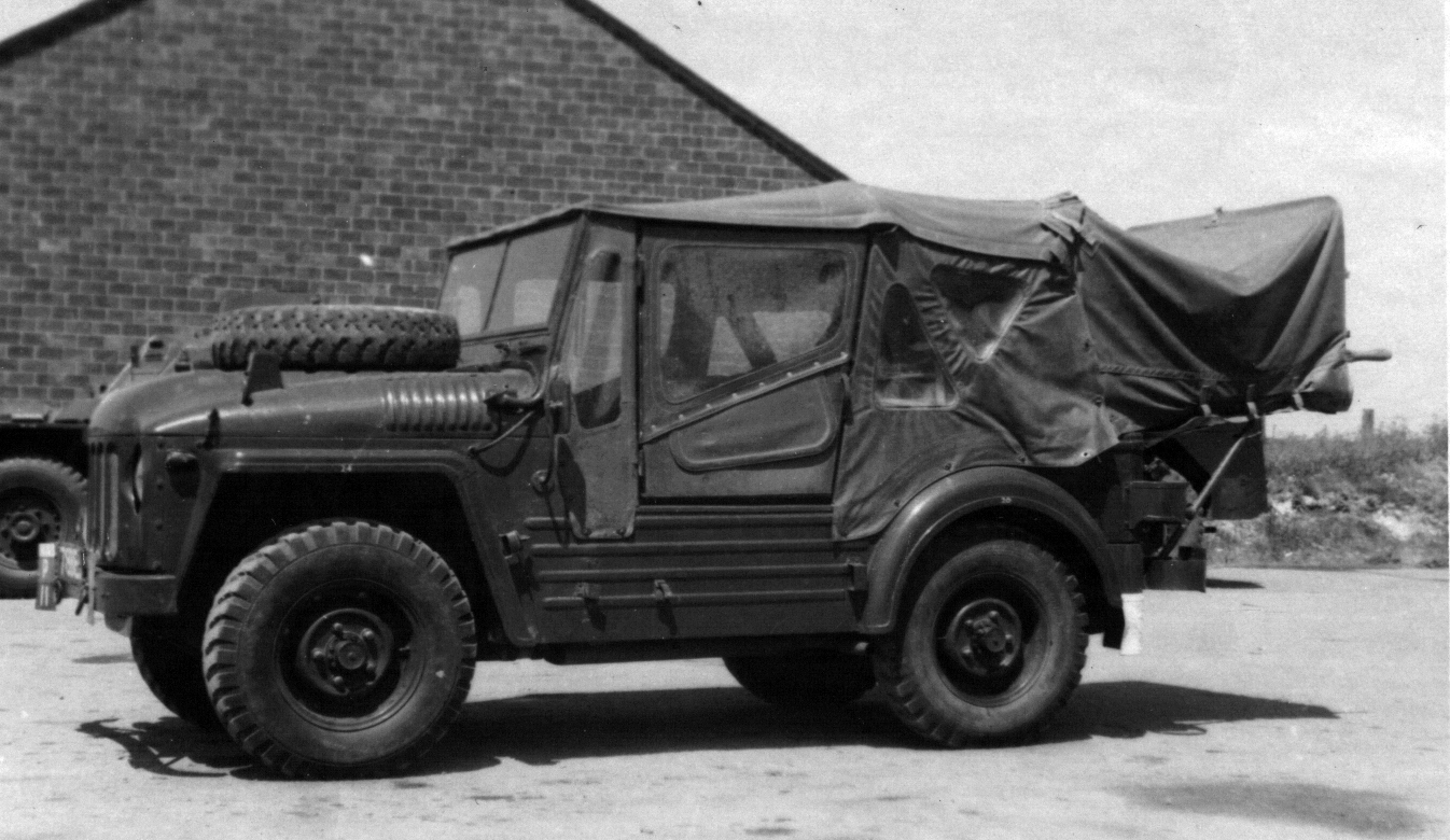 A Brief History Of The Austin Champ 1953 Willys Jeep Wagon Fv Designed Ct Kit With Special Hood Etc And Later Carter Conversion That Retained Original But Modified