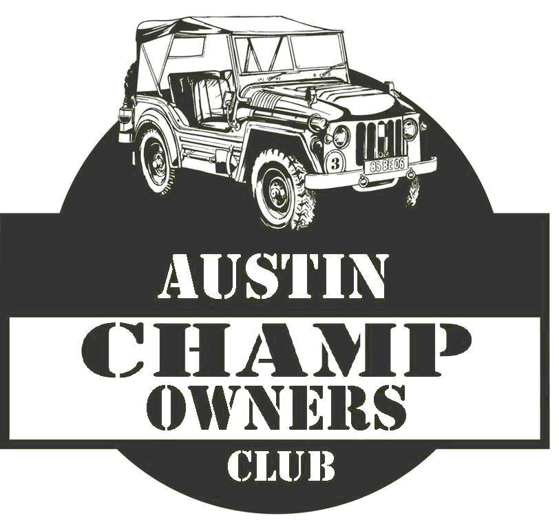 Austin Champ Owners Club
